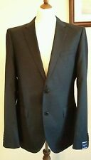 Tommy Hilfiger Tailored Suit  Fitted Jacket Blazer Grey Size 42