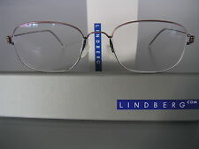 LINDBERG AIR TITANIUM 'MARS' RIM FRAMES, COPPER COLOR, SIZE 145