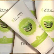 Benecos Doppel-Pack Body Lotion Aloe Vera 2x150ml Naturkosmetik bio vegan