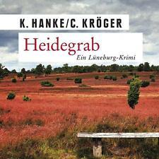 Kathrin Hanke - Heidegrab - Ein Lüneburg-Krimi (ungekürzte Lesung auf 1 MP3-CD)