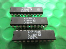 AD7528KN Digital to Analog Converter, DIP20, DAC, UK STOCK
