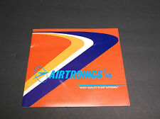 VINTAGE AIRTRONICS RADIO CONTROL SYSTEM BY SANWA BROCHURE  *G-COND*