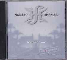 HOUSE OF SHAKIRA - best of 2 CD