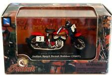 2005 NewRay Indian Motorcycle Indian Sport Scout Babber (1947)