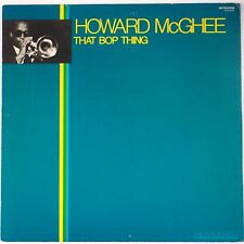 HOWARD McGHEE: That Bop Thing BETHLEHEM Vinyl JAZZ Rare VG+ LP