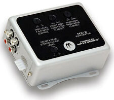 Maxxsonics Hifonics MX-2 Car Audio High to Low Level Converter for Amp Amplifier