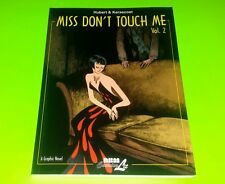 Miss Don't Touch Me: Volume 2 by Kerascoet and Hubert (2010, Paperback) Comic