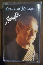 Zamfir - Songs Of Romance Tape 2 OOP Cassette Tape HTF 1996 Heartland Music NIP