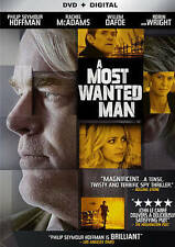 A Most Wanted Man PHILIP SEYMOUR USED VERY GOOD DVD
