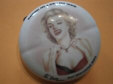 MARILYN MONROE MUSIC BOX by REUGE /Music Tune:Diamonds are a girl's best friend