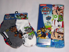 Paw Patrol Toddler Boys 4T Briefs Plus Socks Marshall Chase Rocky Rubble Ryder