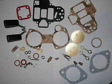 WEBER 48 DCOE CARBURETOR PREMIUM SERVICE KIT WITH FLOAT