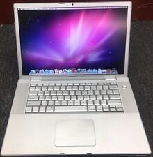 "MACBOOK PRO CORE DUO 2.4GHZ 15"" EARLY 2008"