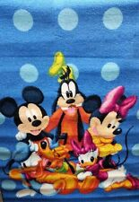 BRAND NEW DISNEY MICKEY MOUSE RUG CARPET 133x200 CM 100% NYLON MADE IN EGYPT
