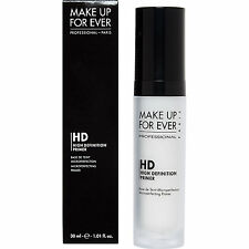 MAKE Up Forever High Definition primer-30ml-rrp £ 22 NUOVO CON SCATOLA