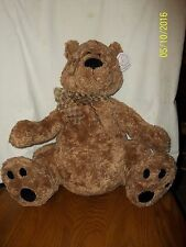 "Gund Heads and Tales Bear Plush 18"" With Tag"