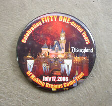 "DISNEY'S ""Celebrating FIFTY ONE-derful Years Of Making Dreams Come True"" 2006"