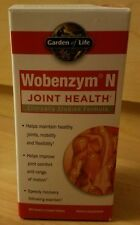 Wobenzym N 100 Tablets for Joint Health and Anti-Inflammatory FREE SHIPPING
