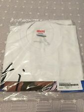 Supreme Toshio Maeda Overfiend Touch Tee shirt Color White Size Small