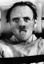Silence of the Lambs Poster, Dr. Lecter, Face Mask, Killer, Classic Horror Film