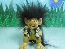 """BOY WITH TOYS - 2 1/2"""" Candy Norwegian Forest Troll - Rare"""