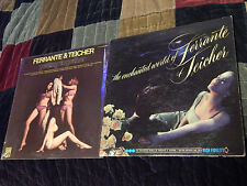 The Enchanted World of Ferrante & Teicher + (VINYL_RECORD) LOT of 2) Free Ship)