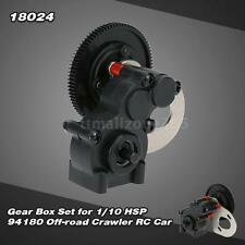 18024 Gear Box Set for 1/10 HSP 94180 Off-road Crawler RC Car E6L2