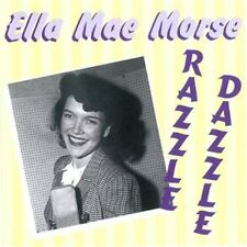 ELLA MAE MORSE Razzle Dazzle CD NEW 1950s Rock 'n' Roll Rhythm & Blues Country