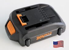 replacement WA3525 20V WA3520 Battery for worx WG160 WG163 Grass Trimmer / Edger