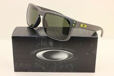 BRAND NEW OAKLEY HOLBROOK SUNGLASSES | STEEL W/ DARK GREY LENS | 9102-38