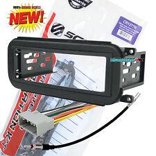 Radio Mounting Dash Kit w/ Wiring 4 Chrysler Aftermarket Car Stereo Installation