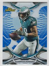 DEMARCO MURRAY 2015 Topps Finest Football Blue Refractor #60 #/250 Eagles