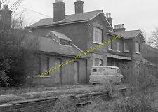 St. Albans London Road Railway Station Photo. Hill End and Hatfield Line. (17)