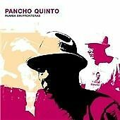 Pancho Quinto-Rumba Sin Fronteras  CD NEW