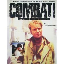 Combat! A Viewer's Companion book by Jo Davidsmeyer TV show series EPISODE GUIDE
