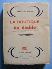 Percival Wilde La Boutique du Diable Gallimard 1937