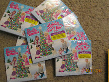 Barbie: Holiday Party Mix  by Barbie CD TIS THE SEASON TO SPARKLE SEALED PERFECT