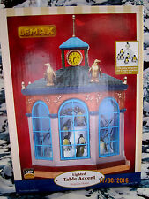 """TRAIN VILLAGE CARNIVAL ZOO """" The PENGUIN HOUSE DISPLAY """"  + DEPT 56/LEMAX info"""