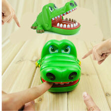 12.5*10.5CM Big Crocodile Mouth Dentist Bite Finger Funny Game Toy For Kids