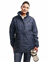 Regatta Womens Ledger Jacket 3 in 1 Waterproof Breathable Hydrafort Coat New