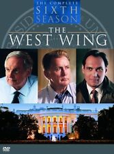 WEST WING COMPLETE SERIES 6 DVD Box Set + BONUS FEATURES Season New Sixth