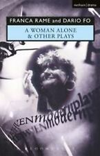 Modern Plays Ser.: A Woman Alone and Other Plays by Franca Rame and Dario Fo...