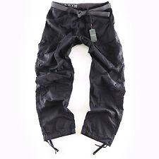 new G-Star oder Big Seven Cargo Herren Jeans Hose comort fit XXL Übergrösse neu