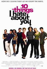 """10 THINGS I HATE ABOUT YOU Movie Poster [Licensed-NEW-USA] 27x40"""" Theater Size"""