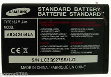 New 3.7V Li-Ion Samsung Cell Phone Battery AB043446LA For SGH-A237 SGHA237 800mA