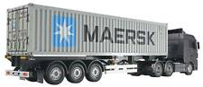 NEW Tamiya 1/14 40-Foot Container Semi-Trailer Kit 56326