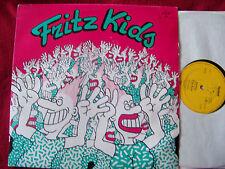 Fritz Kids - Tanz auf dem Vulkan + 3  Top Mini LP mit Comics