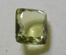BEAUTIFUL10CT   GOLDEN COLOR NATURAL EARTH MINED LEMON TOPAZ FROM SRI LANKA