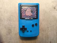 POKEMON 1999 Burger King  Promo NINTENDO GAME BOY COLOR Toy Blue