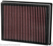 KN AIR FILTER (33-5000) FOR FORD MONDEO V 2.0d 2015 - 2016